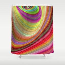 Illusion Shower Curtain
