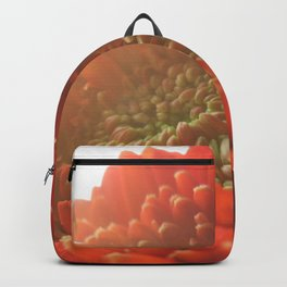 Red Germini Close Up Backpack