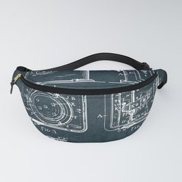 Coin controller dice thrower Fanny Pack