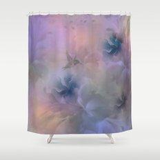 Hummingbird Dreams Shower Curtain