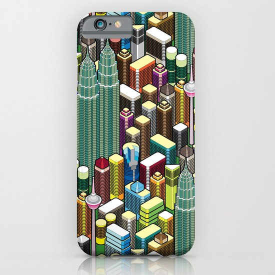 KL City iPhone & iPod Case