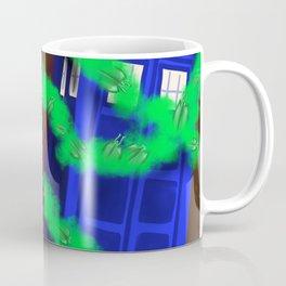 Cursing the Box  Coffee Mug