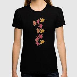 Thank you very much! (Irises pattern) T-shirt