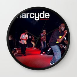 pharcyde live :::limited edition::: Wall Clock