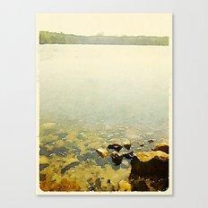 Swan Lake State Park, Maine Canvas Print