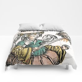 Judith and Holofernes Comforters