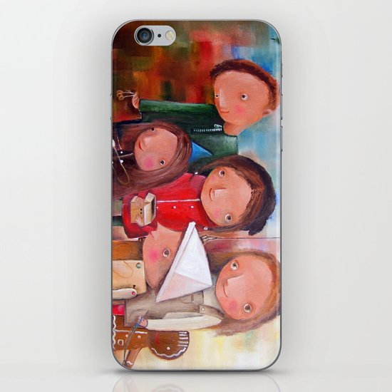 Foundling iPhone & iPod Skin