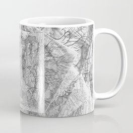 Radial Coffee Mug