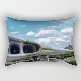 Vulcan wing Rectangular Pillow