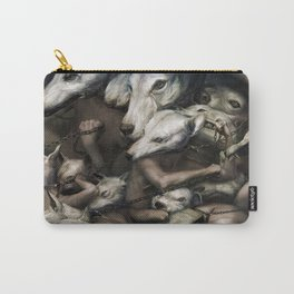 Uninterrupted chain Carry-All Pouch