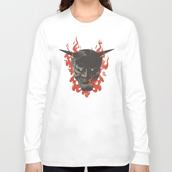 "Onibaba ""Kage Edition"" Long Sleeve T-shirt"