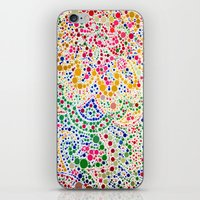 confetti iPhone & iPod Skins featuring Confetti by Love2Snap