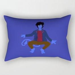 Nightcrawler Rectangular Pillow