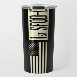 1st SFOD-D (Black Flag) Travel Mug