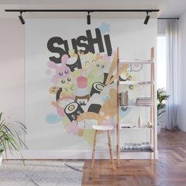 Sushi Wall Mural