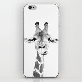 Hey Giraffe iPhone Skin