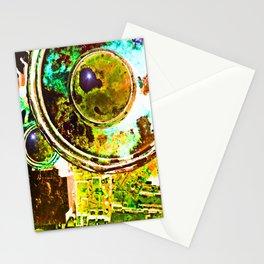 COSMIC LUMINARIES Stationery Cards