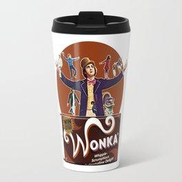 Willy Wonka - Cinema Classics Travel Mug