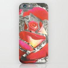 Exploded Rose iPhone 6 Slim Case
