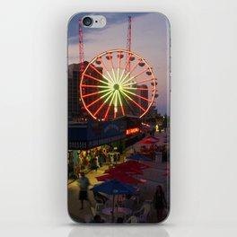 Daytona Beach Boardwalk  iPhone Skin