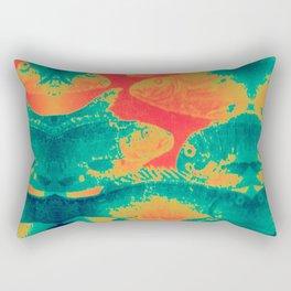 Techno Species Rectangular Pillow