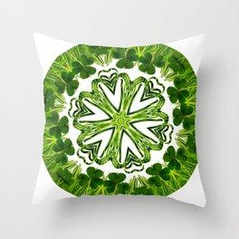 Greenery No. 6 Throw Pillow