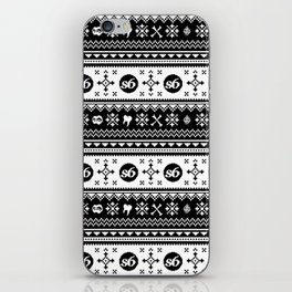 Ugly Sweater Society6 iPhone Skin
