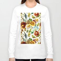 Flowerised Long Sleeve T-shirt