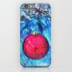xmas decoration  iPhone 6s Slim Case