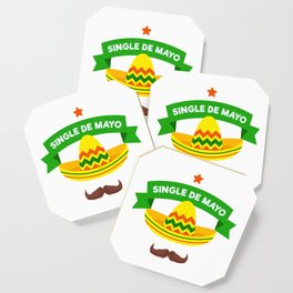 Single De Mayo Coaster