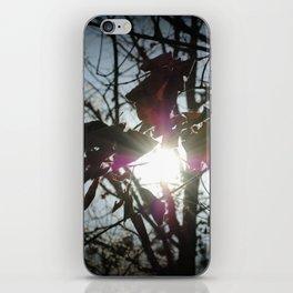 I Saw the Light iPhone Skin