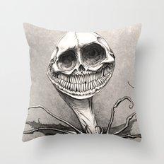 Jack Skellington Throw Pillow