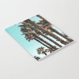 Palm Tree Days {1 of 2} Tropical Cali Art Print Notebook
