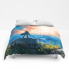 Zelda Breath of the Wild Comforters