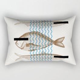 CensoredFish Rectangular Pillow
