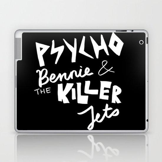 psycho bennie Laptop & iPad Skin