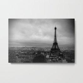 Le Tour D'Eiffel Metal Print
