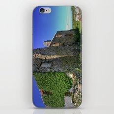 Old ruined Farmhouse iPhone & iPod Skin