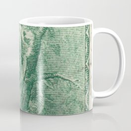 Vintage Koala Stamp Coffee Mug