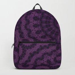Plum kaleidoscope 2 Backpack