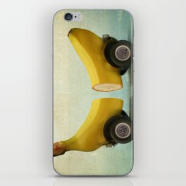 Banana Splitmobile iPhone Skin