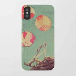 copper dust iPhone Case