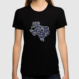 Texas Strong (Dark Blue) T-shirt