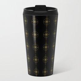 Gold Thread I Travel Mug