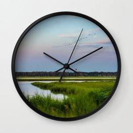 Freedom Fly Wall Clock