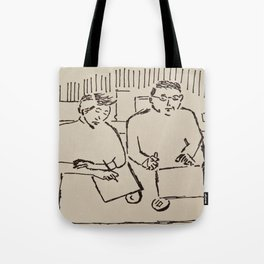 Café de Flore Tote Bag