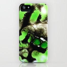 neon nightmare iPhone Case