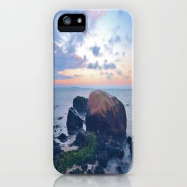 Time out in nature iPhone Case
