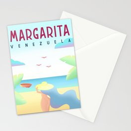 Margarita - Venezuela Stationery Cards