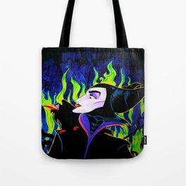 Malificent Tote Bag